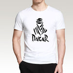 Mens 100% Cotton Short Sleeve Star Wars: Dakar Print T-Shirt