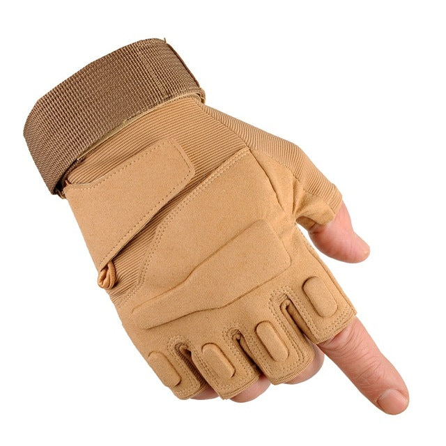 Army Bicycle Outdoor Tactical Gloves Sprots Gym Paintball Airsoft Gloves Hunting Motorcycle Racing Gloves