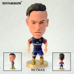 "Soccer Paris NO.11 Neymar 2.5"" Toy Doll Figure"