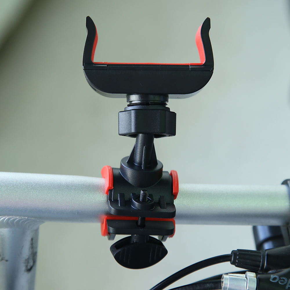 360 Rotatable Adjustable Universal Phone Holder Bicycle Mount
