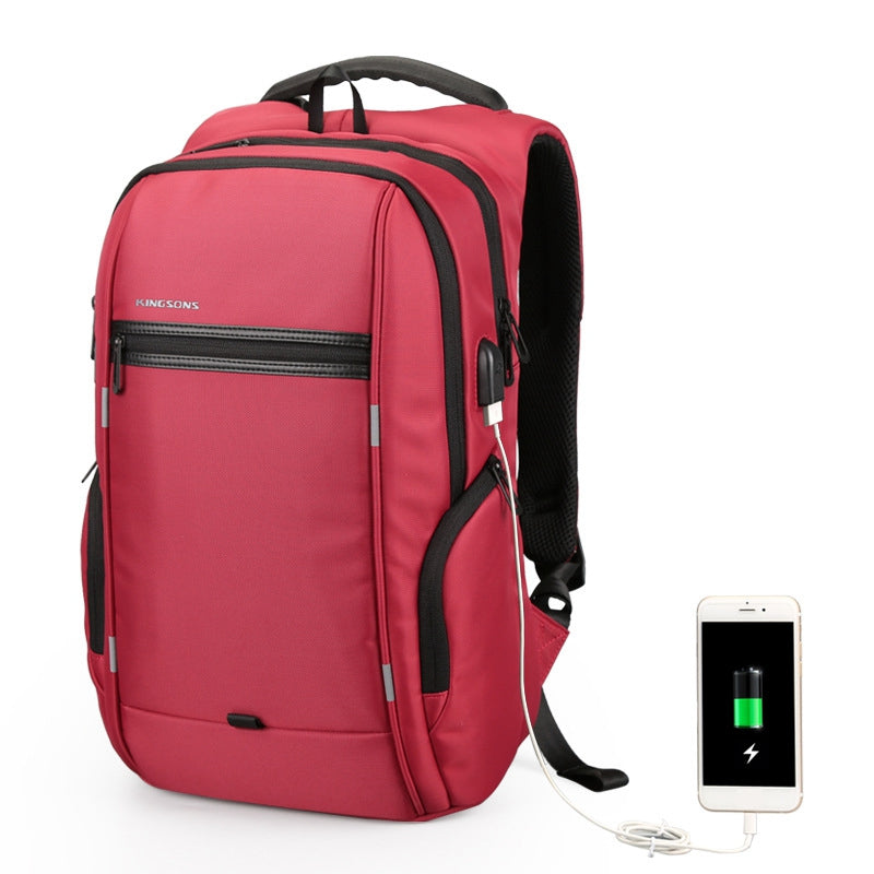 Laptop Travel Backpack with Charging Capabilities
