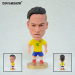 Soccer Player Star Neymar Figure