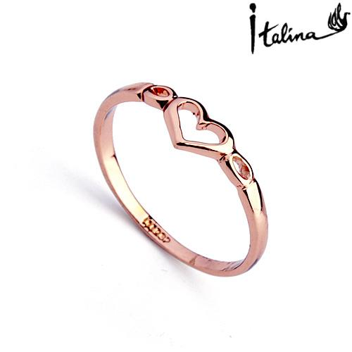Real Brand TracyKwok Rings for Women  Genuine austrian crystal  gold Color healthy Fashion
