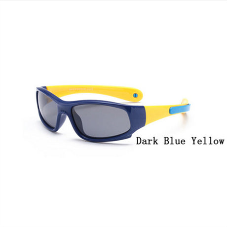Not easily broken TR90 Polarized Sunglasses for Children