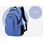 Nylon Polyester Shouldered School Business Backpack