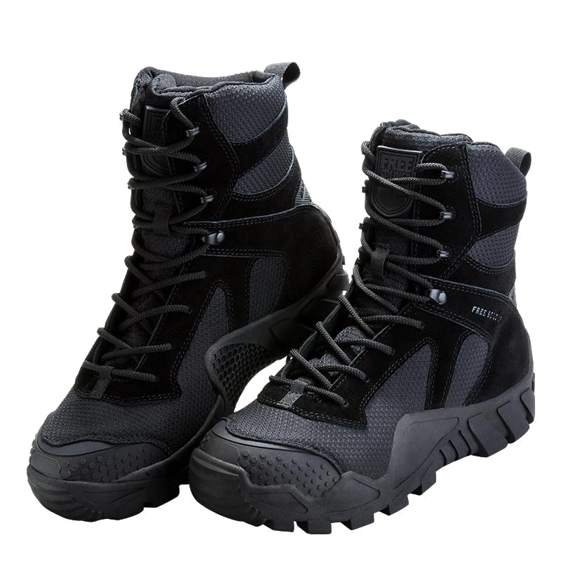 Outdoor Camping Tactical Hiking Boots