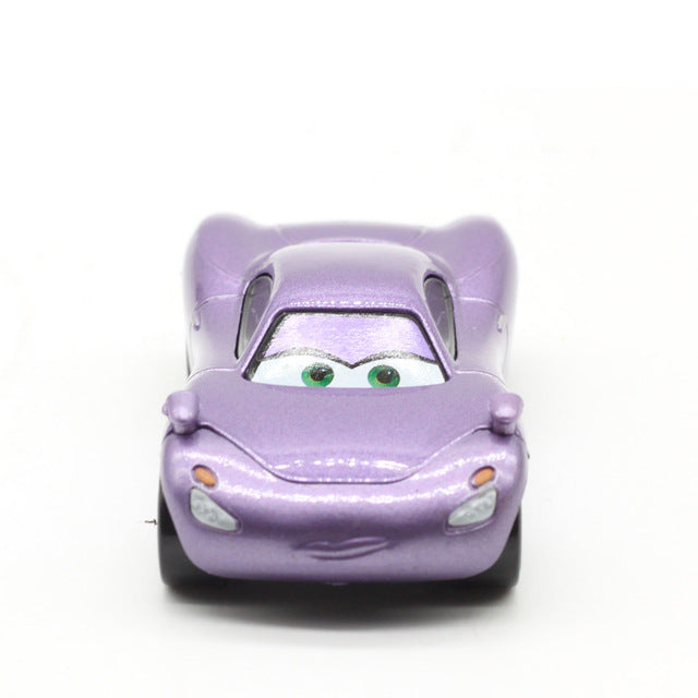 21 styles Disney Pixar Cars 2 Frank Metal Diecast Toy Car 1:55 Loose Brand New In Stock & Lightning McQueen
