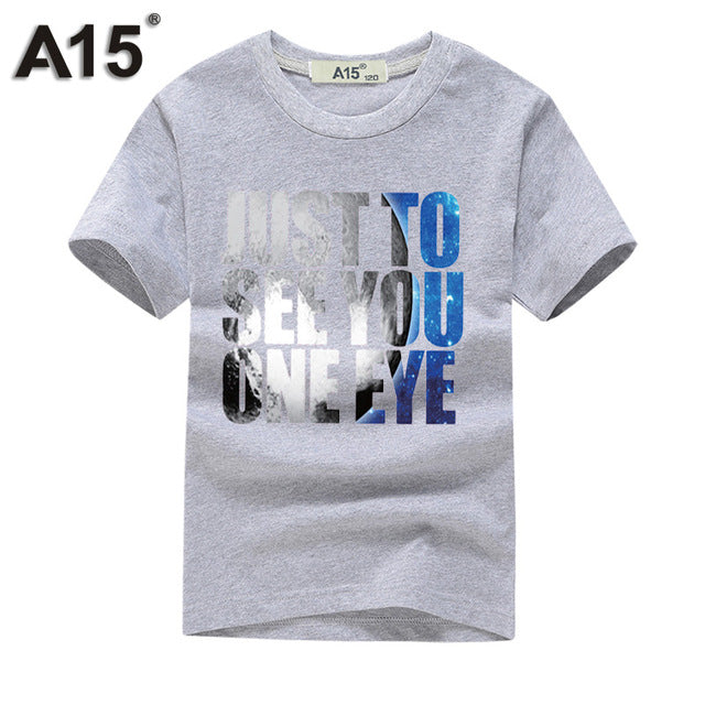 tshirt 3D Short Sleeve t-shirt Kids Girl t shirt Boy Summer tshirts Cotton Tops Teenage Funny t thirts Tee 8 10 12 Year