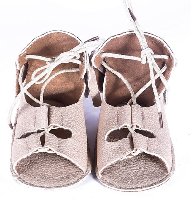 High-top Summer boots fashion Roman girls sandals kids gladiator sandals toddler baby sandals girls high quality shoes