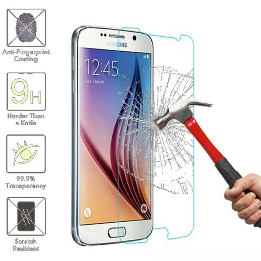 Tempered glass For Samsung Galaxy J1 J5 J3 A5 A3 S7 Prime film 9H 0.26mm Real Premium Screen Protector Toughened Protective