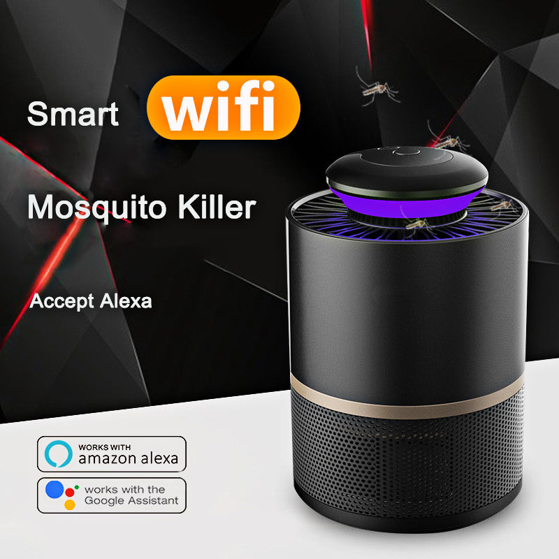 Smart USB Plug Mosquito Killer with Google Home & Alexa Compatibility