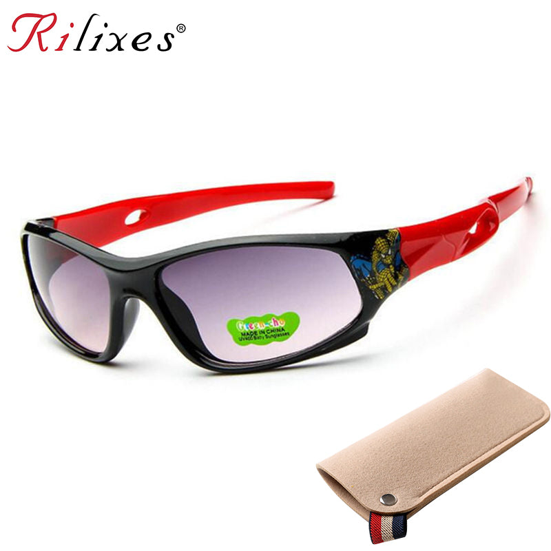RILIXES Kids Sunglasses