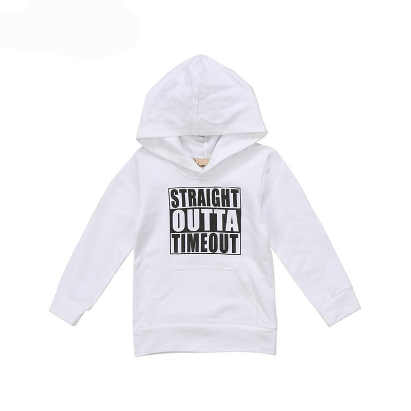 Stylish Newborn Infant Toddler Kids Baby Boy Clothes Sweatshirt Baby Boys Sweater Girl Hoodie Tops Hooded Sweatshirt Age 6M-5T