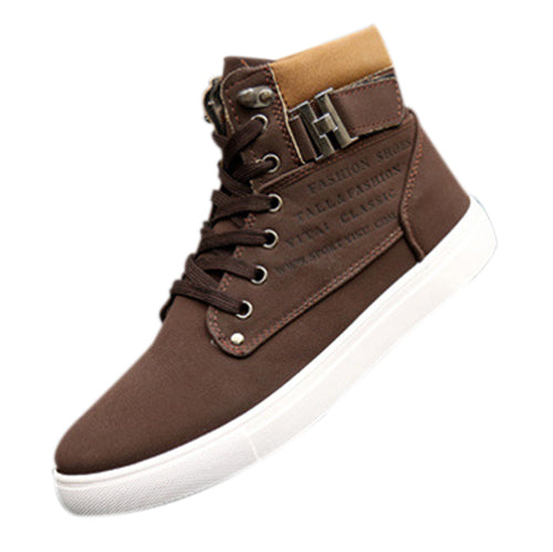 ASDS Men's Sneakers Comfortable Shoes Canvas boots Fashion Winter Boots