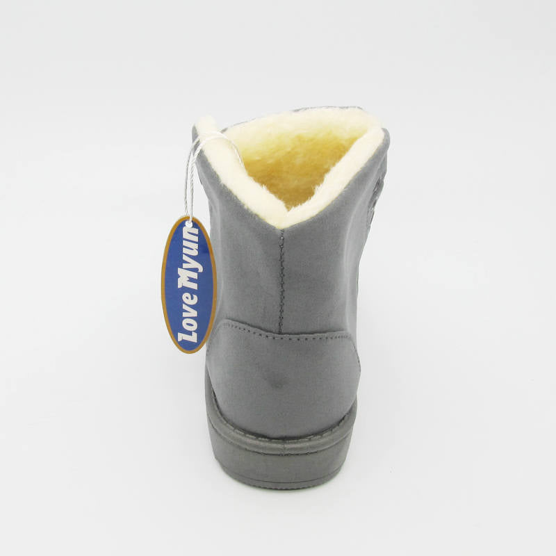 Women's Winter Snow Boots With Fur