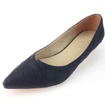 TIMETANG   Style Women's Pointed Toe Pumps Spring Autumn PU Shallow Slip On Women Low Heel Pumps Office Lady Casual Single Shoes