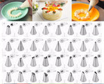 1set Cake Decorating tips set Stainless Steel