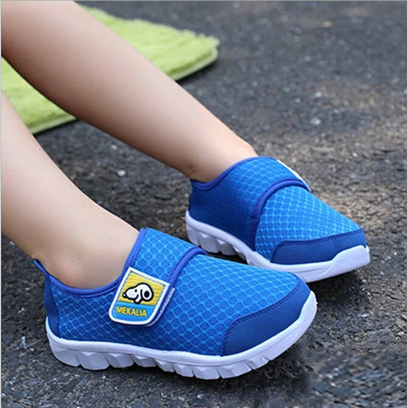 KKABBYII Children Casual Shoes Child Network Spring Sport Shoes Male Female Child Sneakers Network Breathable sandals Size 21-36