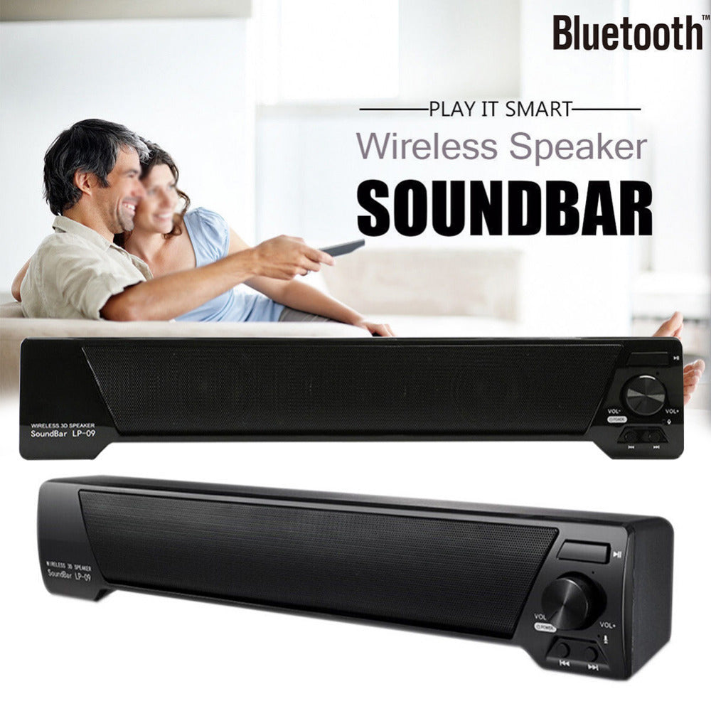 Home Theater Wireless TV Bluetooth FM Soundbar