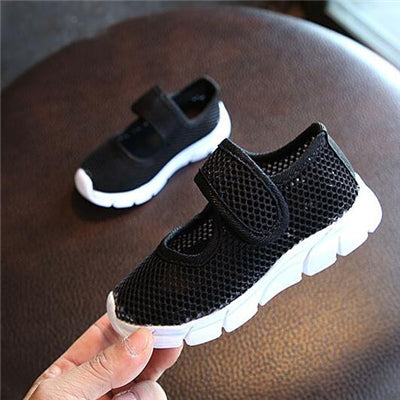 Candy Color Kids Shoes Summer Breathable Mesh Children Shoes Single Net Cloth Sports Sneakers Boys Shoes Girls Shoes CSH118