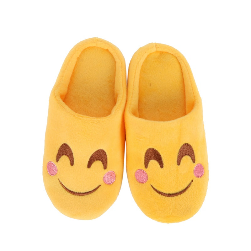 3-12 Years Baby Winter Warm Slippers