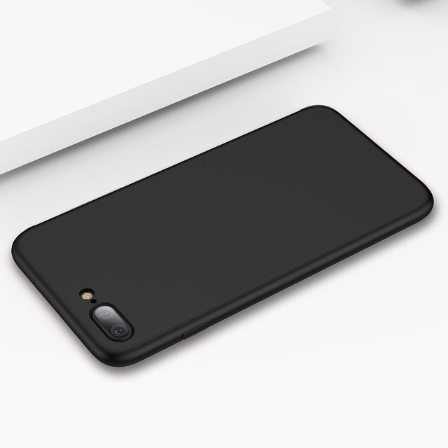Soft Silicon Ultra-Thin Shock Resistant iPhone Case