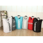 Pop-Up Foldable Laundry Hamper Bag