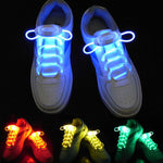 Blue LED Flash Light Up Shoelaces