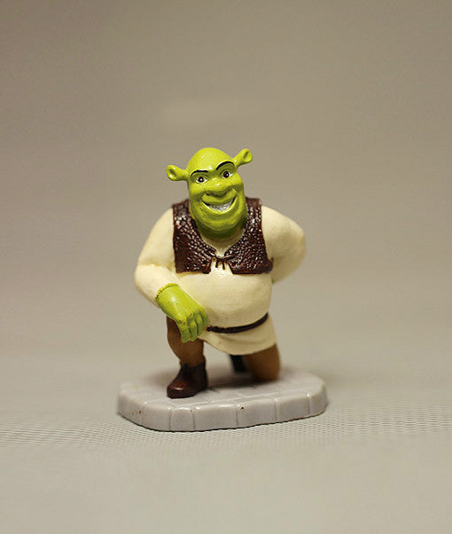 6.5 cm Monster Shrek Cartoon Figure