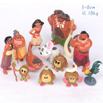 Princess Moana 12pcs/set Figure