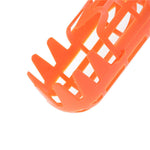 Plastic Fruit Picker Without Pole Fruit Catcher Gardening Picking Tool Orange 20x10.5 CM