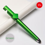 3-in-1 Multi-Function Touch Screen Style, Pen, & Cellphone Stand