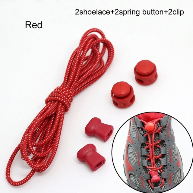 Elastic Lock Lace Shoelaces