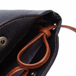 Vintage Women Handbag Women Mini Shoulder Bag Cell Phone Bag PU Leather Smooth Leather Messenger Bag Bolsas femininas