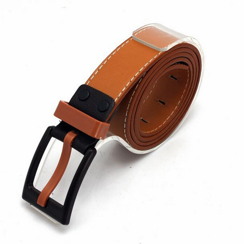 Men's Leather Strap Belt - 43 Inches in Length