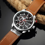 Men's Luxury Chronograph Quartz Watch