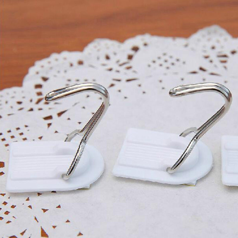 6Pcs Home bathroom kitchen towel clip holder