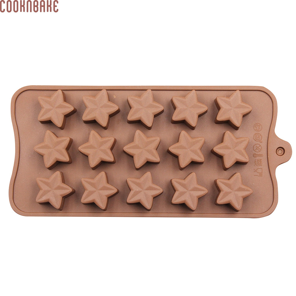 COOKNBAKE DIY Silicone Mold Cake Decorating Tool