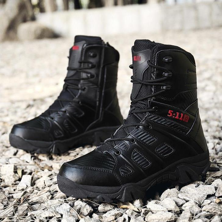 Men's Outdoor Tactical Military Combat Boots