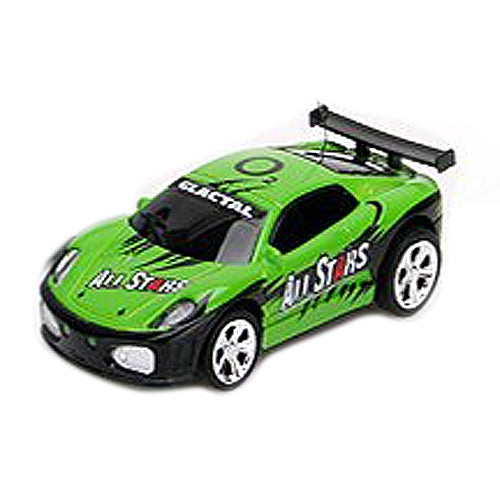 Mini RC Remote Controlled Car Racing Car Toys in the beverage can