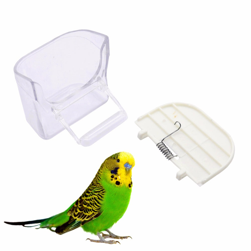 4 Pcs Bird feeder Set