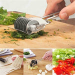 Stainless Steel Handle Bar Vegetable Chopper