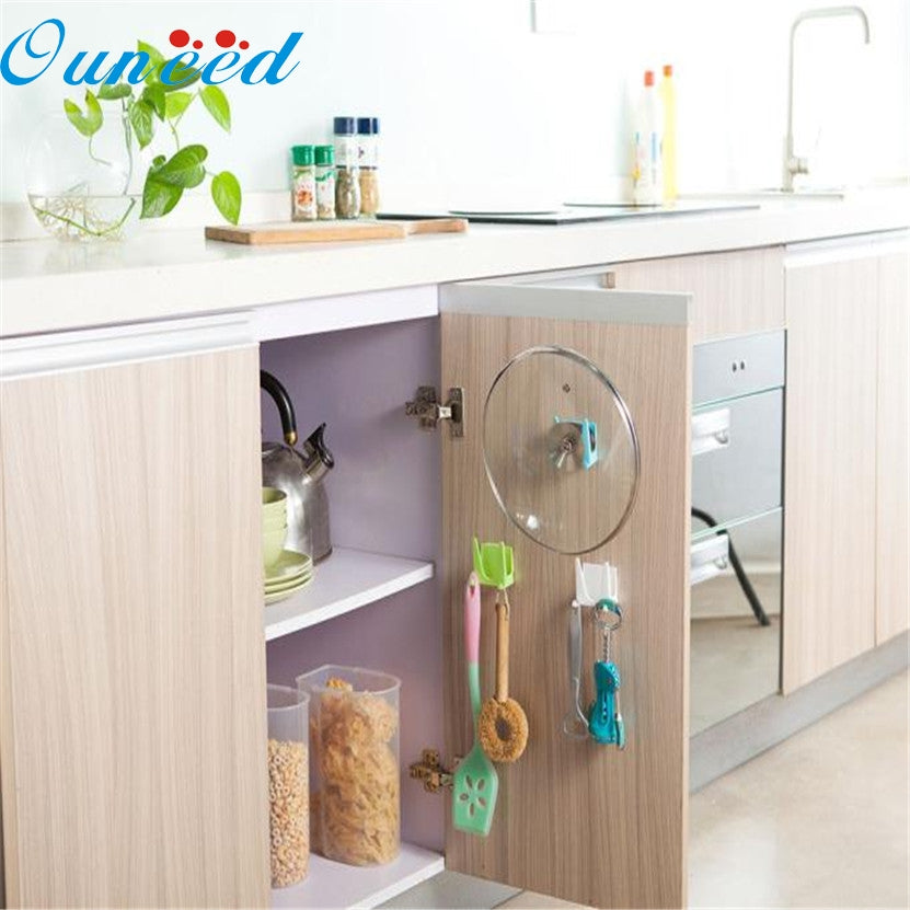 Rubber Wall Mounted Kitchen Utensil and Gadget Storage Holder
