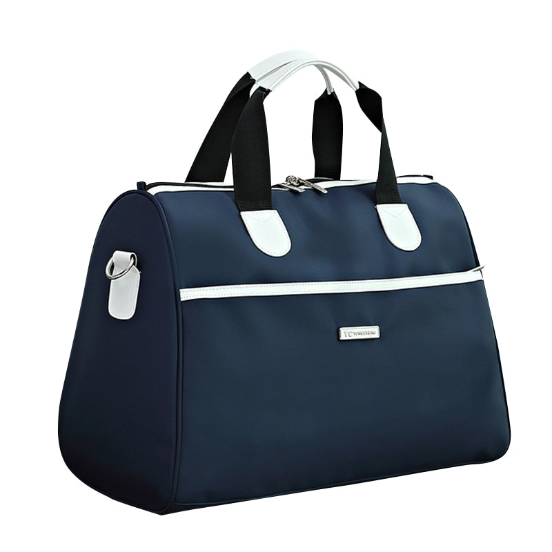 Women's Large Capacity Travel Bag Luggage Duffle Bag
