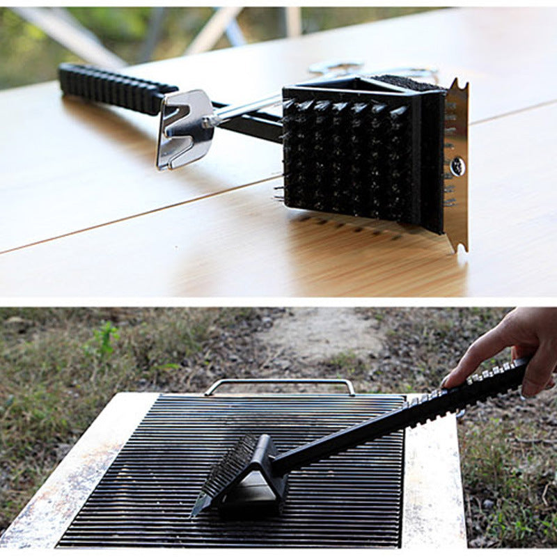 Barbecue Grill Cleaning Brush
