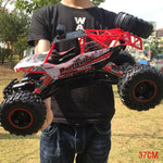 High Speed 4WD Remote Control Monster Truck Rock Crawler