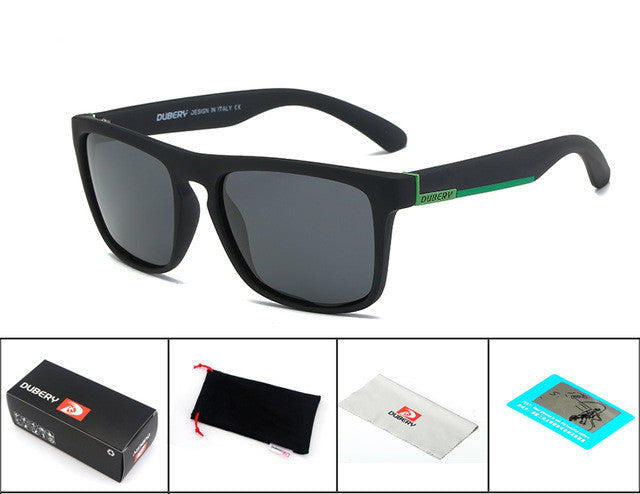 Men's Fashion HD Polarized Driving Sunglasses