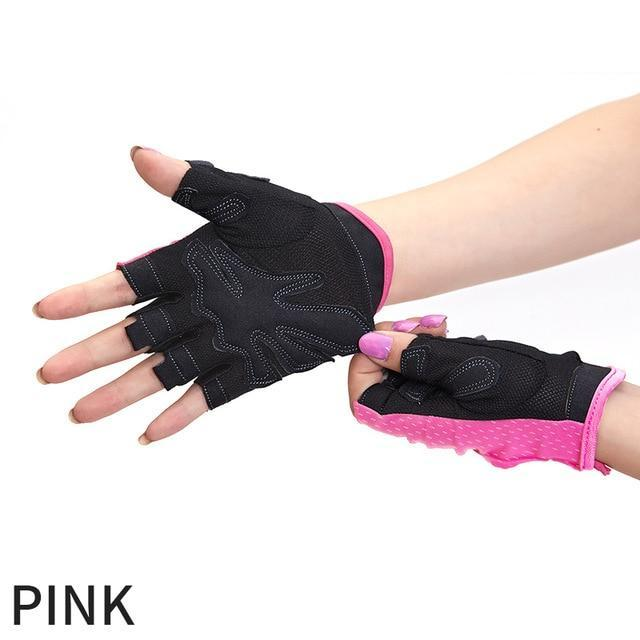 Professional Breathable Exercise Fitness Weight Lifting Gloves