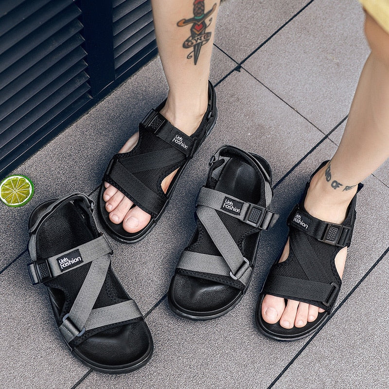 Men's Gladiator Outdoor MaxComfort Strap Sandals