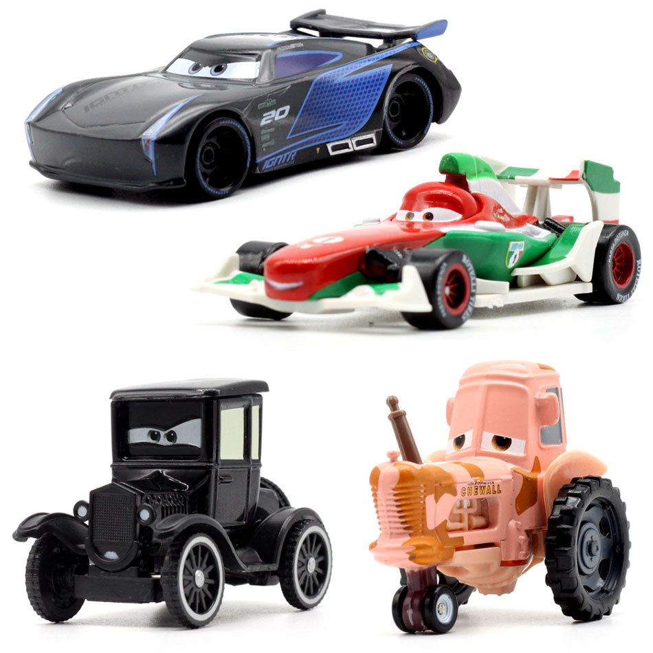 22 Style Disney Pixar Cars 3 For Kids Jackson Storm Cruz Ramirea High Quality Plastic Cars Toys Cartoon Models Christmas Gifts